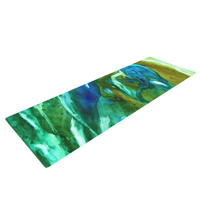 Kess Inhouse Hurricane by Rosie Brown Yoga Mat