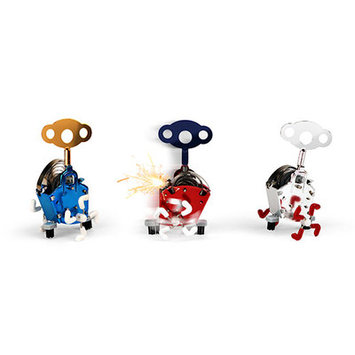 Kikkerland Ping Ling - Wind-up Toys