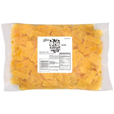 Big Sour Patch Kids Yellow Candy 5 lb. Bag