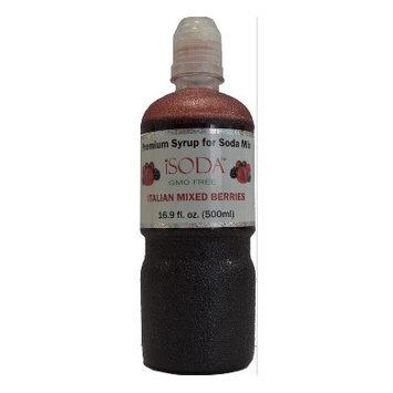 Isoda Premium Smart Berries Soda Mix