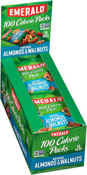 Emerald® Natural Almonds & Walnuts 100 Calorie