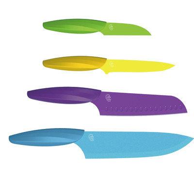 Gela Global 4 Piece Knife Set