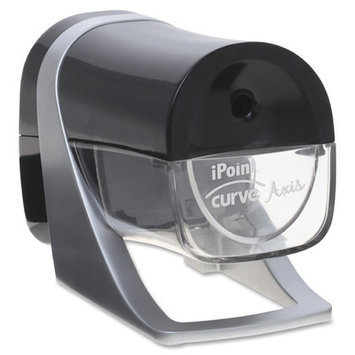 Acme United ACM-15512 Sharpener, curve Axis, singl