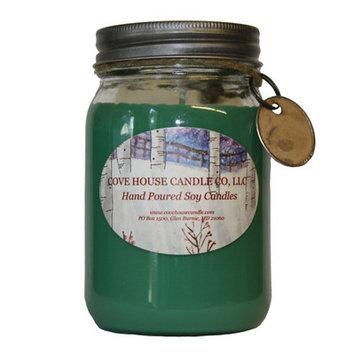 Covehousecandleco Blue Spruce Jar Candle