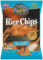 Lundberg® Sea Salt Rice Chips 1.5 oz. Bag
