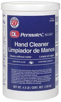 Dl® Permatex® Blue Label™ 01406 Cream Hand Cleaner 4.5 Lb Plastic Tub