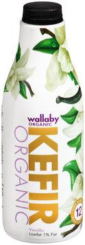 Wallaby® Organic Vanilla Kefir 32 fl. oz. Bottle