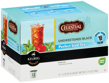 Celestial Seasonings® Unsweetened Black Perfect Iced Tea