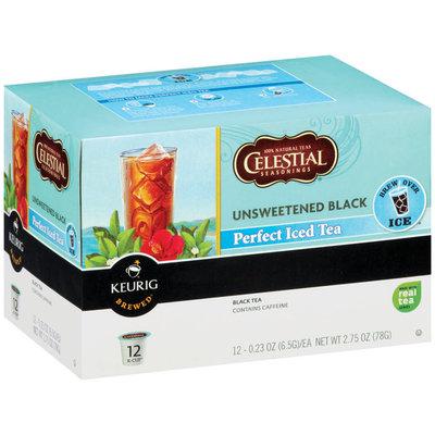 Celestial Seasonings® Unsweetened Black Perfect Iced Tea