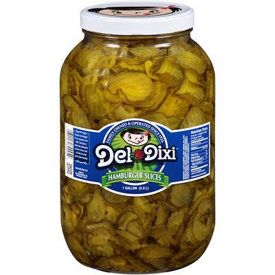 Del-Dixi® Hamburger Slices