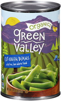 Green Valley® Organics Cut Green Beans 14.5 oz. Can