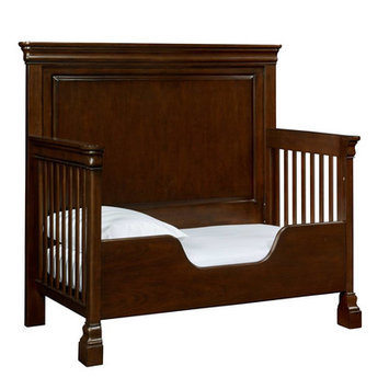 Stanley Teaberry Lane Built-to-Grow Toddler Bed Kit Finish: Midnight Cherry