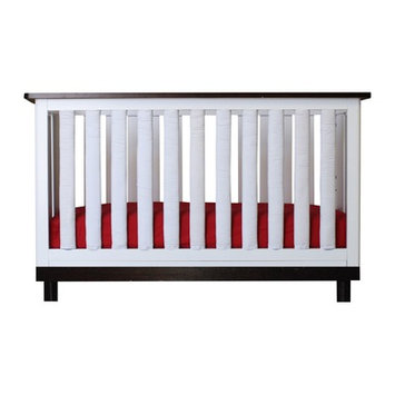 Go Mama Go Doctor Approved Wonder Crib Size: 38 Pack, Color: Red / White