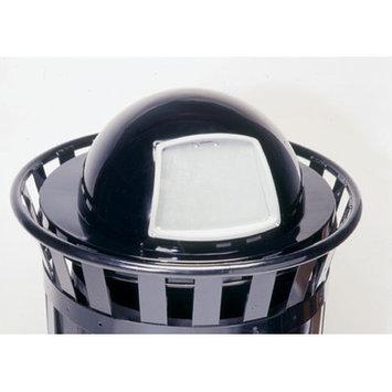 Witt Oakley Series SMB Dome Top Lid for 36 Gallon Unit, Silvadillo