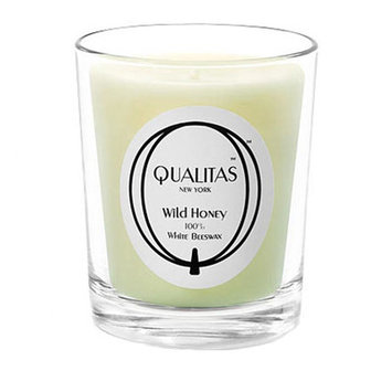 Qualitas Candles Beeswax Wild Honey Scented Candle