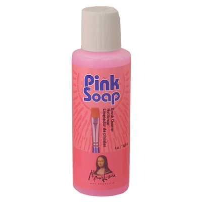 Speedball Art Products Speedball Mona Lisa Soap Brush Cleaner