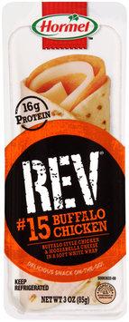 Hormel™ REV® #15 Buffalo Chicken Snack Wrap 3 oz. Tray