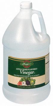 Haggen Distilled White Apple Cider Flavored Vinegar 1 Gal Jug