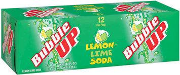 Bubble Up® Lemon-Lime Soda 12 ct 12 oz