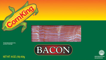 Corn King  Bacon 16 Oz Package