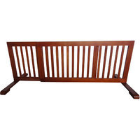 MDOG2 Free Standing Step Over Gate - 39.8