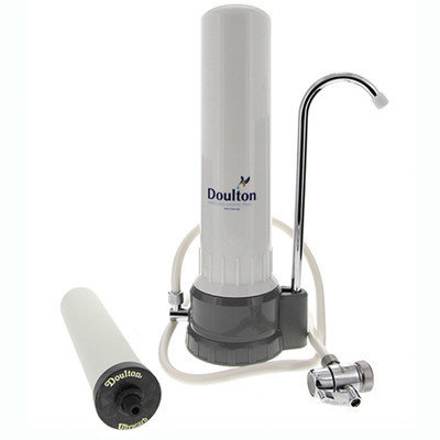 Doulton W9331032 Single Stage Counter Top System with UltraCarb Ceramic Filter DOULTON-W9331032