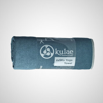 Kulae Zuska Premium Yoga Towel Color: Ocean