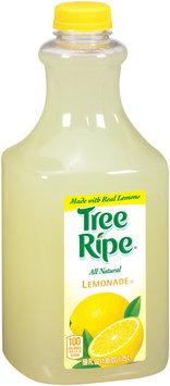 Tree Ripe® All Natural Lemonade 59 fl. oz. Plastic Bottle