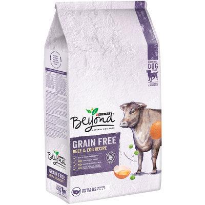 Purina Beyond Grain Free Beef & Egg Recipe Dog Food 13 lb. Bag