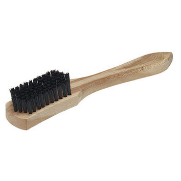 Carlisle Scrubbing Brushes 10 in. X-Stiff Nylon Spotting Brush (12-Pack) 36257N00