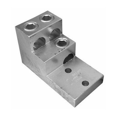 Morris Products Aluminum Mechanical Lugs Panel board Lugs and 3 Conductors with 750MCM
