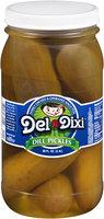 Del-Dixi® Dill Pickles