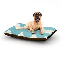 Kess Inhouse 'Salt Water Cure' Dog Bed, 28 L x 18 W