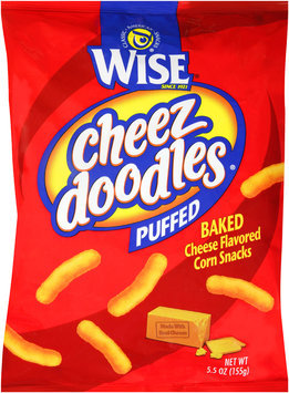 Wise® Cheez Doodles® Puffed Baked Cheese Flavored Corn Snacks