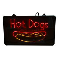 Paragon - Manufactured Fun 1099 LED Hot Dog Sign