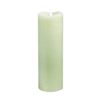 Simplux Candles Classic 3D Flameless Candle Color: Sage, Size: 9.5