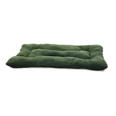 Furhaven Snuggle Terry and Suede Nap Mat Size: X-Large (41