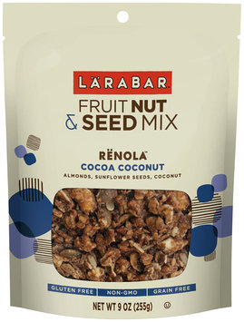 Larabar™ Renola™ Cocoa Coconut Fruit Nut & Seed Mix 9 oz. Pouch
