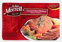 John Morrell® Corned Beef Brisket Package