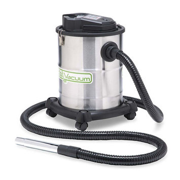 Plow & Hearth 6.5 Gallon Ash Vacuum