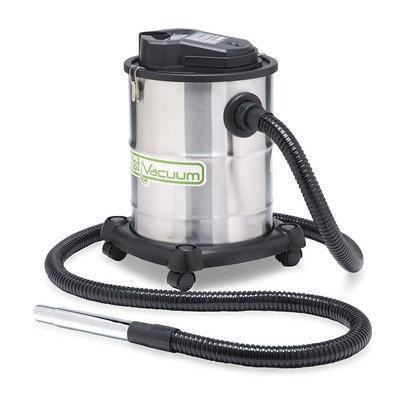 Plow & Hearth 6.5 Gallon Ash Vacuum