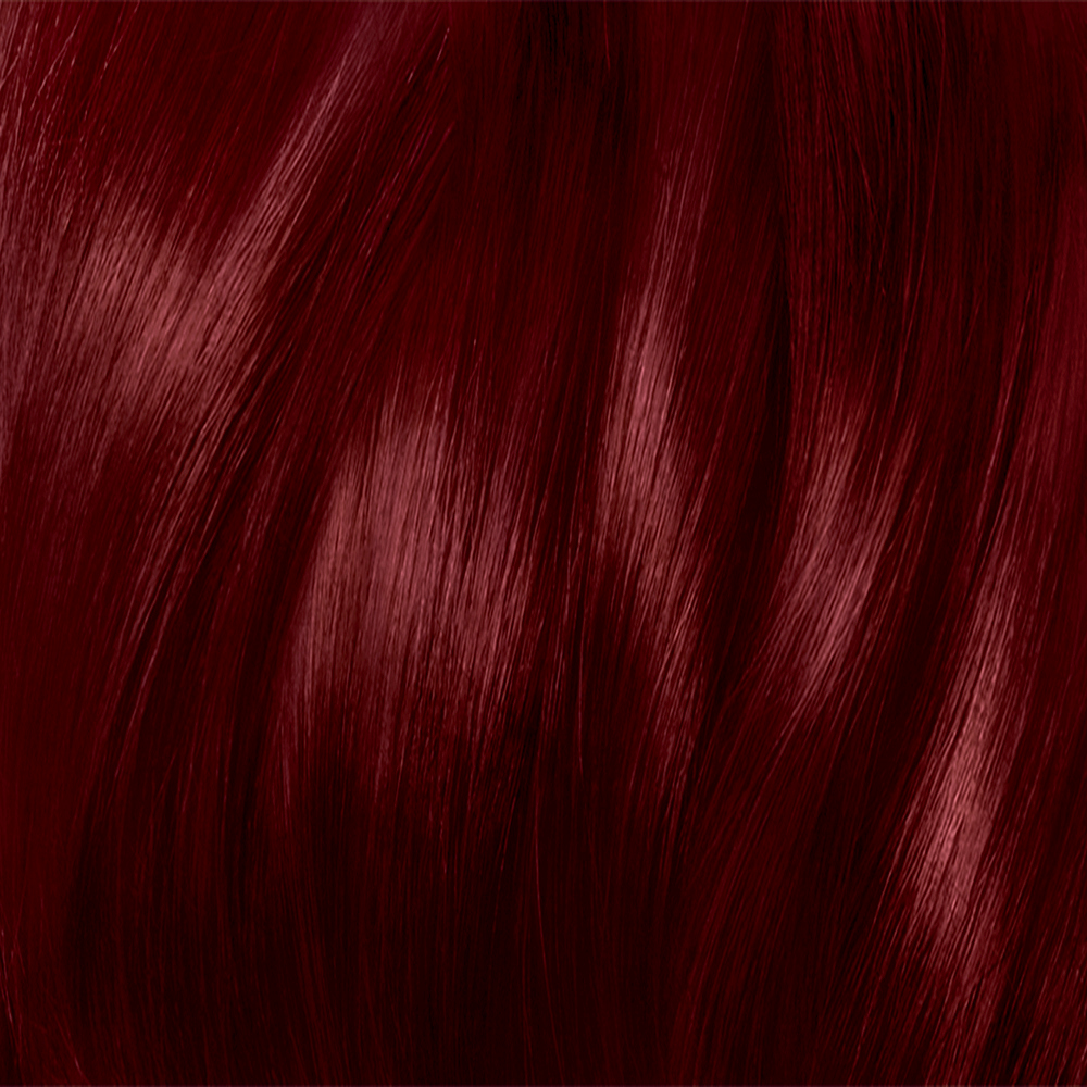 Clairol Natural Instincts Non-Permanent Hair Color Crema Keratina Hair Color Medium Red 5RR Raspberry Creme 1 Kit