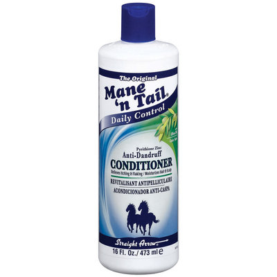 Mane 'n Tail Anti-Dandruff Daily Control Conditioner 16 Fl Oz Squeeze Bottle