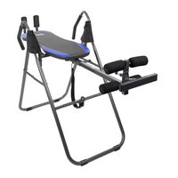 Pure Boxing Pure Fitness Deluxe Inversion Table