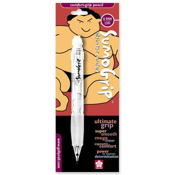 Sakura of America Mechanical Pencil, w/ Pocket Clip, .9mm, Clear