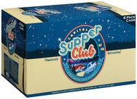 Capital Supper Club Lager 6-12 fl. oz. Cans