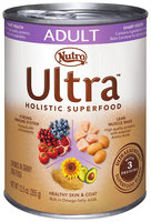 Nutro® Ultra™ Adult Chunks in Gravy Dog Food 12.5 oz. Can