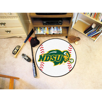 Raimondi FanMats North Dakota State University Baseball Mat F0000139