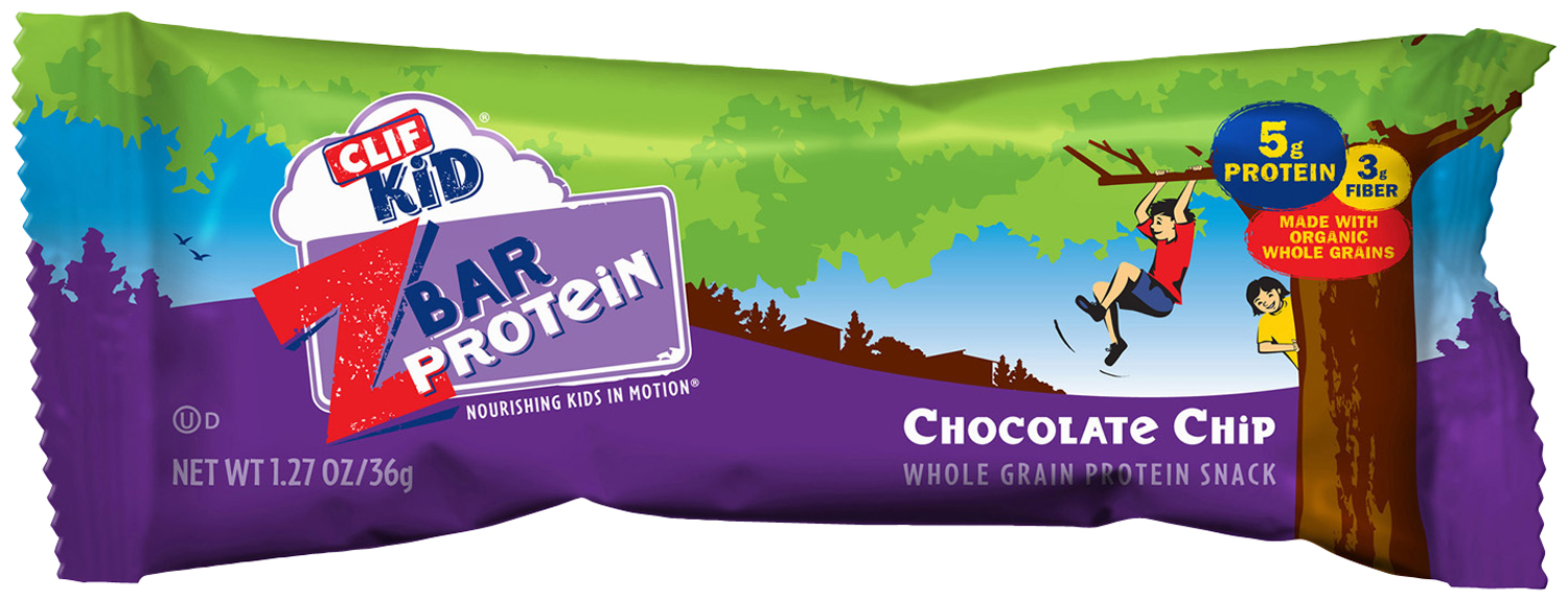 Clif Kid® ZBar Chocolate Chip Protein
