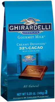 Ghirardelli® Gourmet Milk™ Creamy Devotion™ Milk Chocolate 5.25 oz